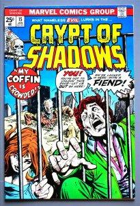Crypt of Shadows  (1973 Series)  #15  VF- Actual Photo