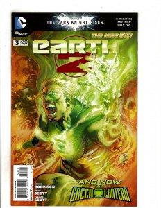 Earth 2 #3 (2012) OF23