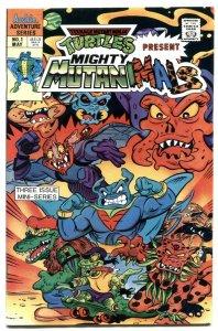 Teenage Mutant Ninja Turtles Present Mighty Mutanimals #1 1991