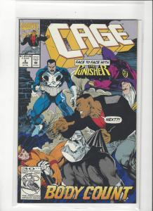 CAGE #1-5 SET (NM) NETFLIX MARVEL COMICS