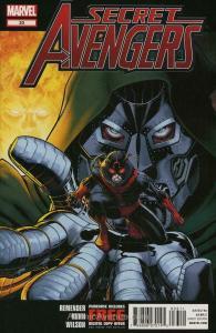 Secret Avengers #33 VF/NM; Marvel | save on shipping - details inside
