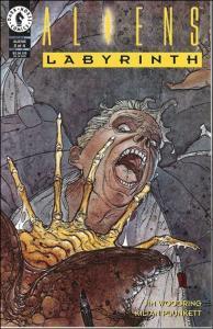 Dark Horse ALIENS: LABYRINTH #3 FN