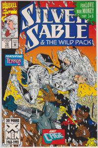Silver Sable & the Wild Pack #13