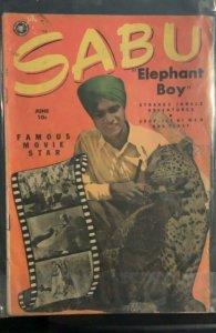 Sabu: Elephant Boy #1 (1950)