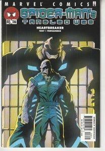 Spider-Man's Tangled Web #16 (2002)