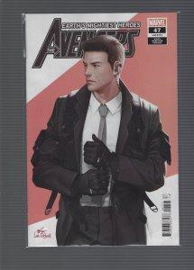 Avengers #47 Variant