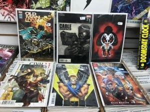 MARVEL COMICS RANDOM VARIANT AND IMAGE WOLVERINE CABLE YOUNGBLOOD KISS CIVIL WAR