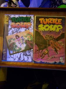 Turtle soup #1 set