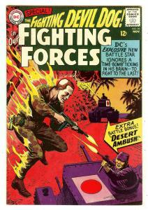 Our Fighting Forces 96   Flame Thrower cover