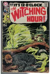WITCHING HOUR 7 FR-G Mar. 1970