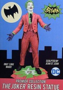 The Joker 1966 Resin Limited Edition Statue - Premiere - Batman - Mint in Box