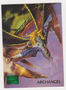 1995 Marvel Masterpieces #4 Archangel