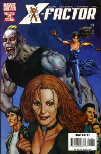 X-Factor (3rd Series) #32 VF; Marvel | save on shipping - details inside