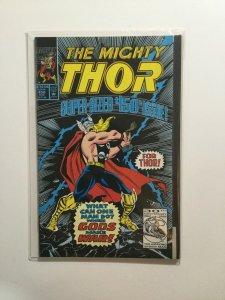 Thor 450 Near Mint Nm Marvel