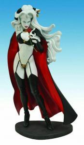 Femme Fatales Lady Death PVC Figure (Diamond Select, 2011) New!