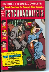 Psychoanalysis Annual-#1-Issues 1-4-TPB- trade