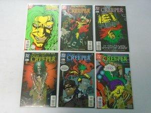 Creeper set #1-11 8.0 VF (1997 2nd Series)