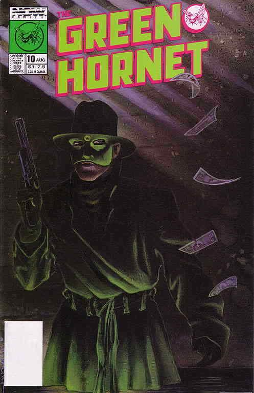 Green Hornet, The (Vol. 1) #10 VF/NM; Now | save on shipping - details inside