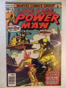 LUKE CAGE POWER MAN # 41