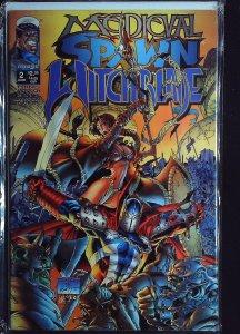 Medieval Spawn / Witchblade #2 (1996)