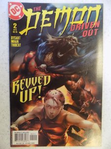 Demon: Driven Out #2 (2003)