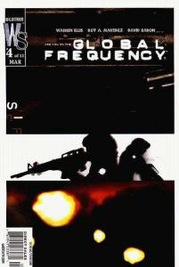 Global Frequency #4, NM (Stock photo)