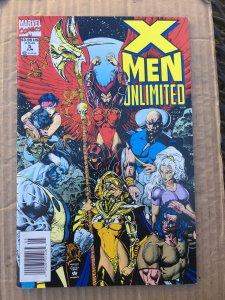 X-Men Unlimited #5 (1994)