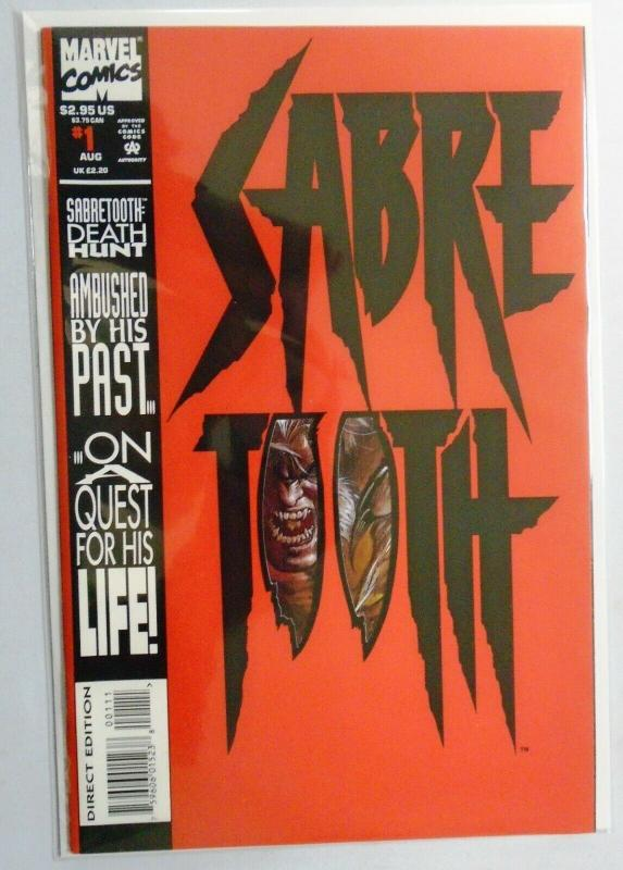 Sabretooth (1st Series) #1, NM (1993)