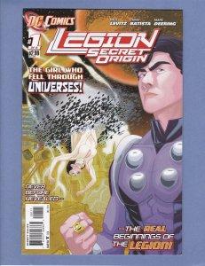 Legion Secret Origin #1 VF