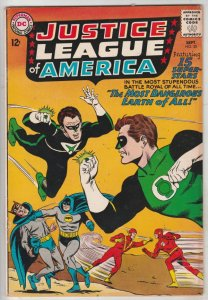 Justice League of America #30 (Sep-61) FN/VF Mid-High-Grade Justice League of...