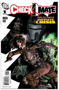 Checkmate #1 Infinite Crisis (DC, 2006) VF