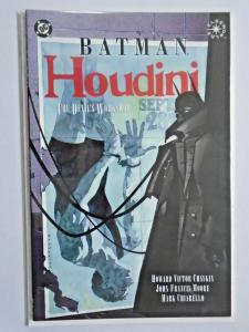 Batman Houdini (DC 1993) #1, 8.0/VF - 1993