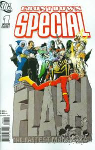 COUNTDOWN SPECIAL: THE FLASH 80-PAGE GIANT (2007 DC) #1 NM- A90747