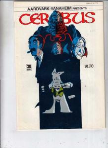 Cerebus #38 (May-82) NM- High-Grade Cerebus the Aardvark