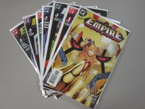 Empire (2003 2nd Series), SET:#0-6, 8.0/VF