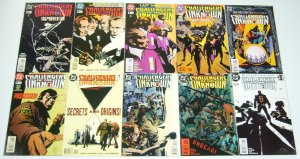Challengers of the Unknown vol. 3 #1-18 VF/NM complete series - steven grant DC