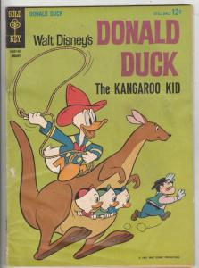 Donald Duck #92 (Jan-64) VG/FN Mid-Grade Donald Duck