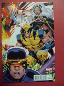 MARVEL UNCANNY X-MEN #600 ED Mc GUINNESS VARIANT COVER