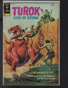 Turok, Son of Stone #88 (Gold Key, 1974)