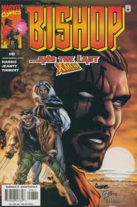 Bishop The Last X-Man #8 VF/NM; Marvel | save on shipping - details inside
