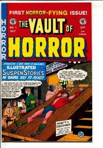 Vault Of Horror-#1-1992- Russ Cochran EC reprint
