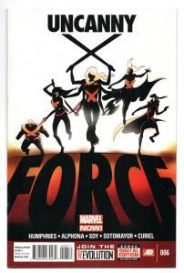 Uncanny X-Force #6 (Marvel, 2013) NM
