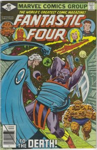Fantastic Four #213