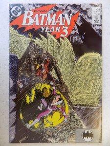 BATMAN # 439