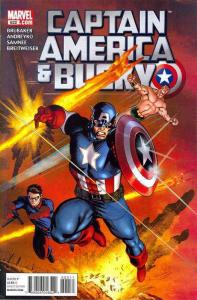 Captain America (1st Series) #622 VF; Marvel | save on shipping - details inside