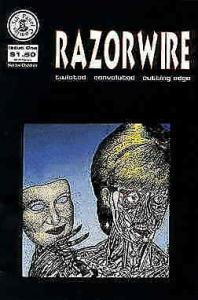 Razorwire #1 VF/NM; 5th Panel | save on shipping - details inside