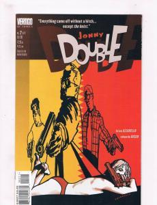 Jonny Double #2 FN DC Vertigo Comics Comic Book Azzarello Oct 1998 DE35