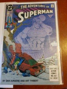 Adventures of Superman #474 (1991)