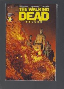 Walking Dead Deluxe #14 Variant