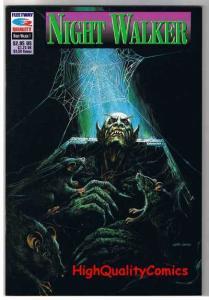 NIGHT WALKER #1, NM-, Vampire, Horror, 1994, more Horror in store